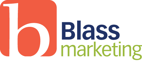 Blass Marketing Retina Logo