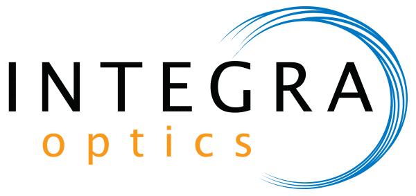 Integra Optics logo