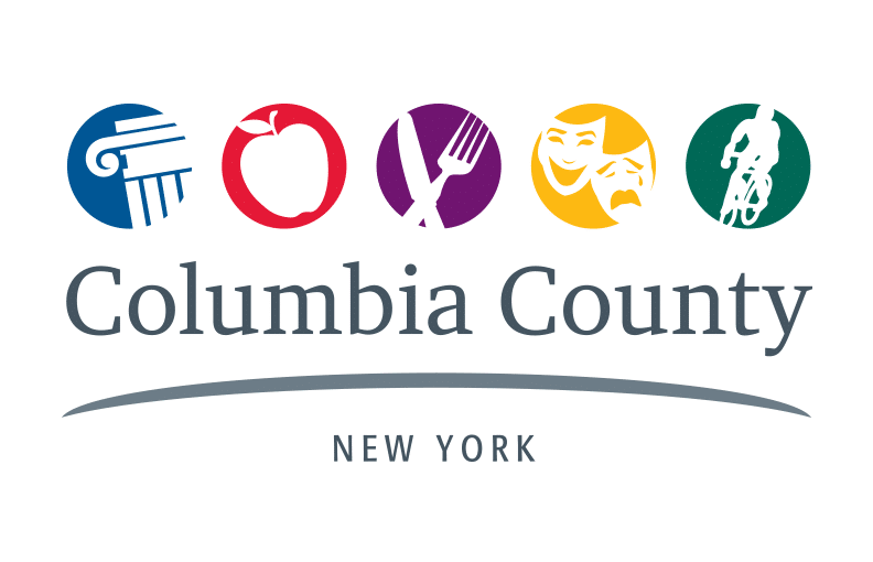 Columbia County Tourism -- Logo Design by Blass Marketing