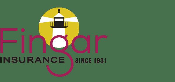Fingar Insurance Logo designed by Blass Marketing